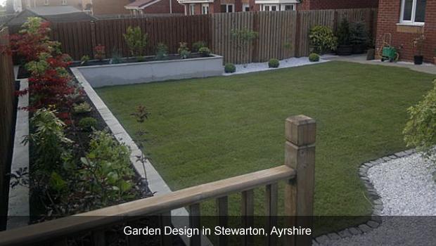 Garden Design Ayrshire, Landscapers Glasgow, Resin Bonded ...